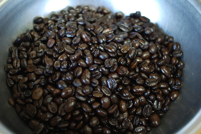 strongcoffee